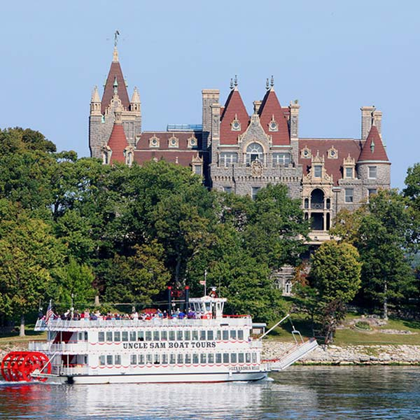 Enchanting Thousand Islands and Alexandria Bay