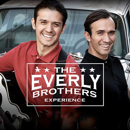 Tribute to the Everly Brothers at Caesar's Atlantic City