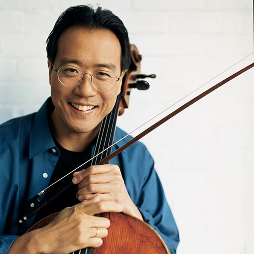 Yo Yo MA Leads Silk Road Ensemble