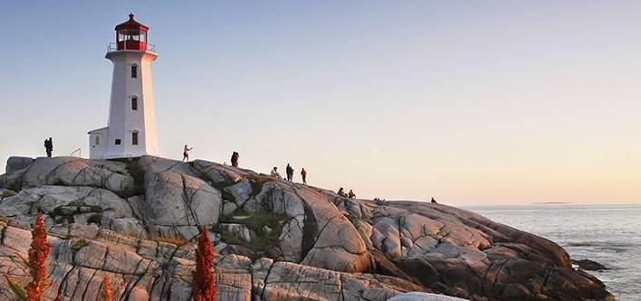 The Upper Class - Discover Nova Scotia and picturesque Peggy's Cove