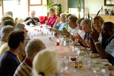 We ♥ Groups - Dine inside the home of an Amish Family